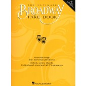 The Ultimate Broadway Fake Book - 4th Edition