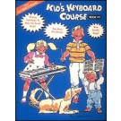 Kid's Keyboard Course - Book 2