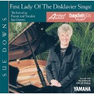 First Lady of the Disklavier Sings
